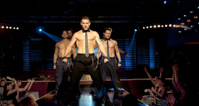 MAGIC MIKE MONDAY: Magic Mike on 35mm