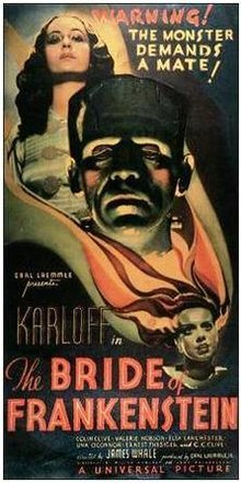 MEDIA AND MONSTERS: TWO CENTURIES OF FRANKENSTEINS: The Bride of Frankenstein