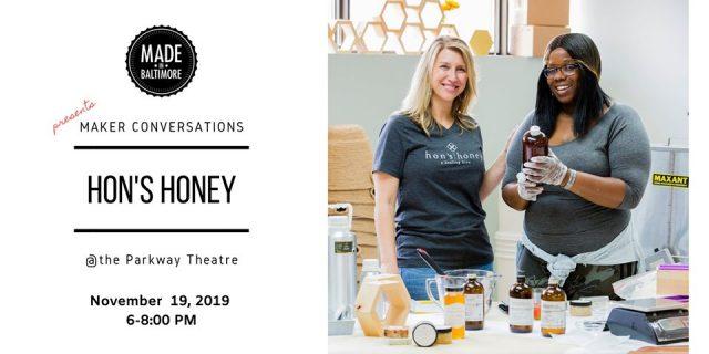 Maker Conversations: Hon's Honey