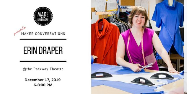 Maker Conversations: Erin Draper
