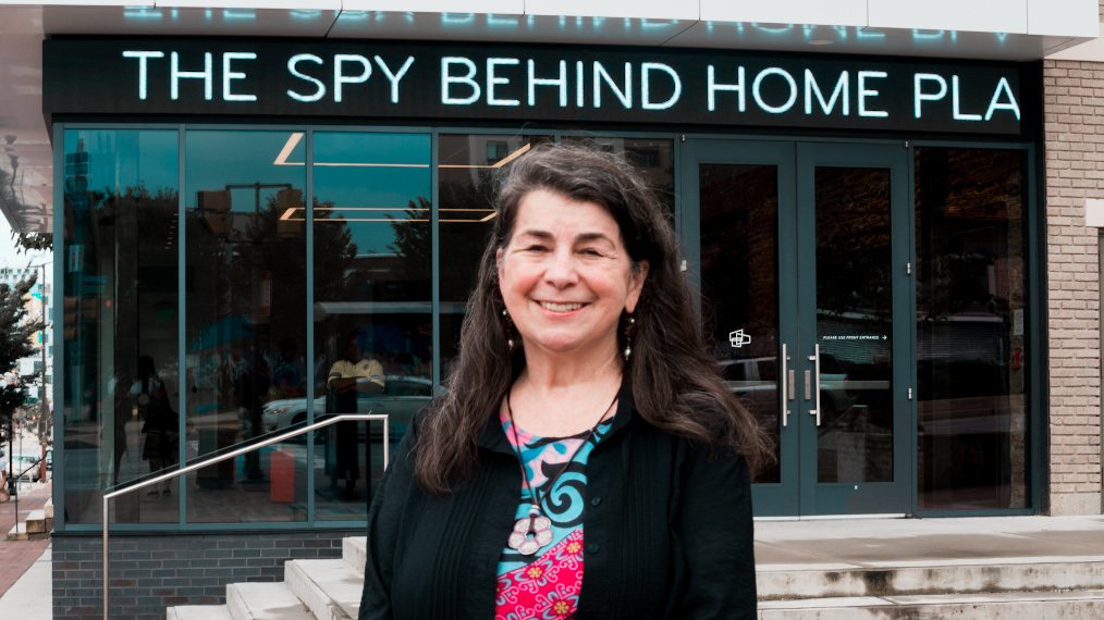 Aviva Kemper Hosts THE SPY BEHIND HOME PLATE — Watch the Q&A!