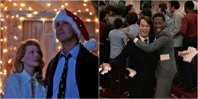 HOLIDAY DOUBLE FEATURE: National Lampoon's Christmas Vacation & Trading Places