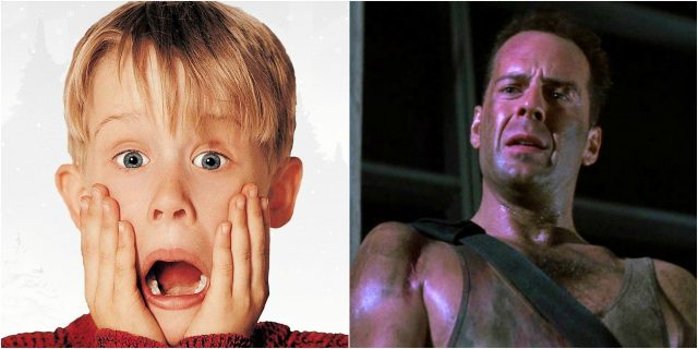 HOLIDAY DOUBLE FEATURE: Home Alone & Die Hard