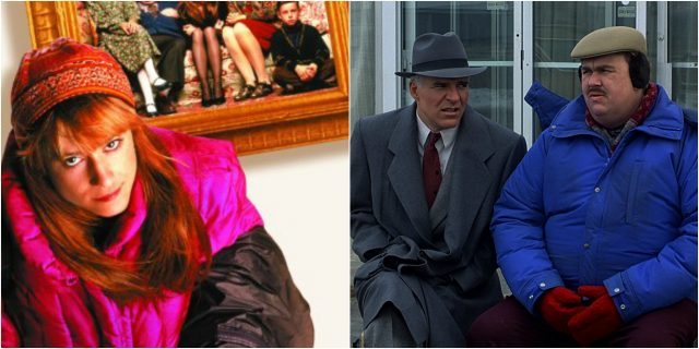 HOLIDAY DOUBLE FEATURE: Home for the Holidays & Planes, Trains and Automobiles