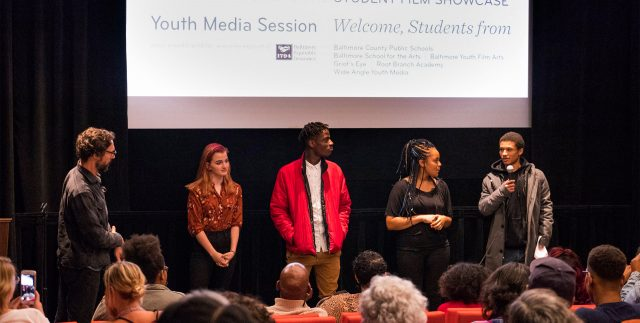 Baltimore Youth Media Showcase