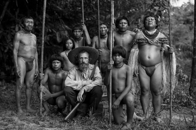 LATIN AMERICAN VISIONARY CINEMA: Embrace of the Serpent