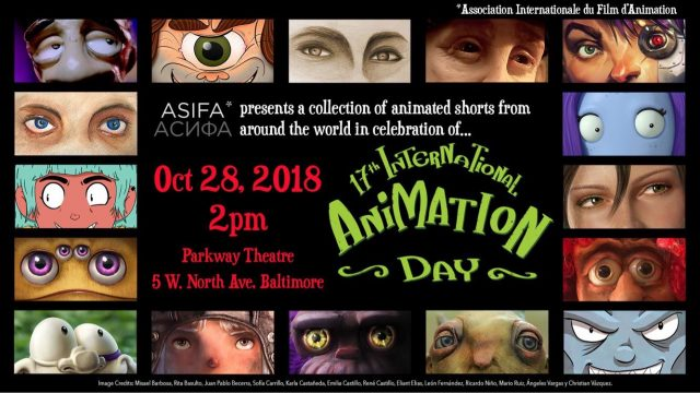 17th Annual International Animation Day