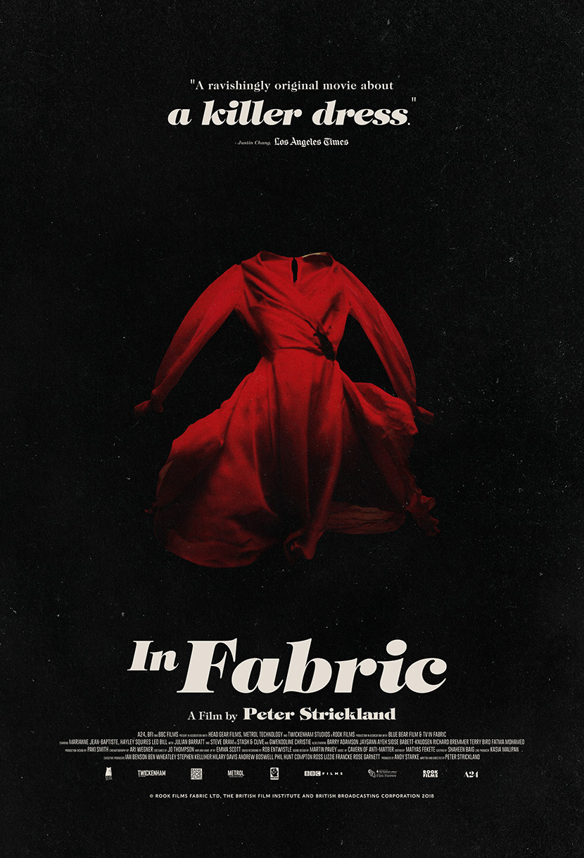 Art House Theater Day: In Fabric