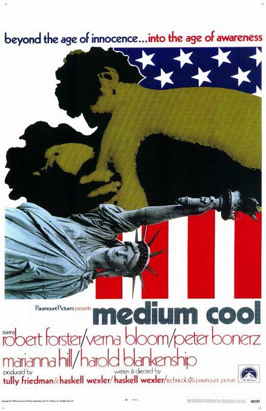 1968 ON FILM: Medium Cool
