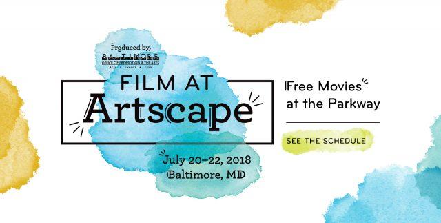 Film at Artscape 2018