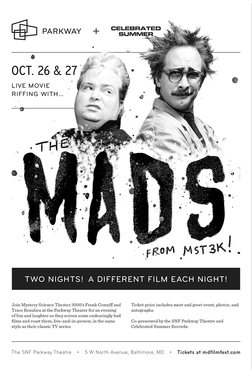 THE MADS from Mystery Science Theater 3000 - MdFF