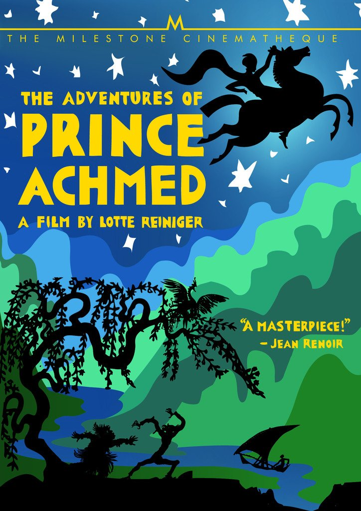 The Adventures of Prince Achmed w/ Live Score!
