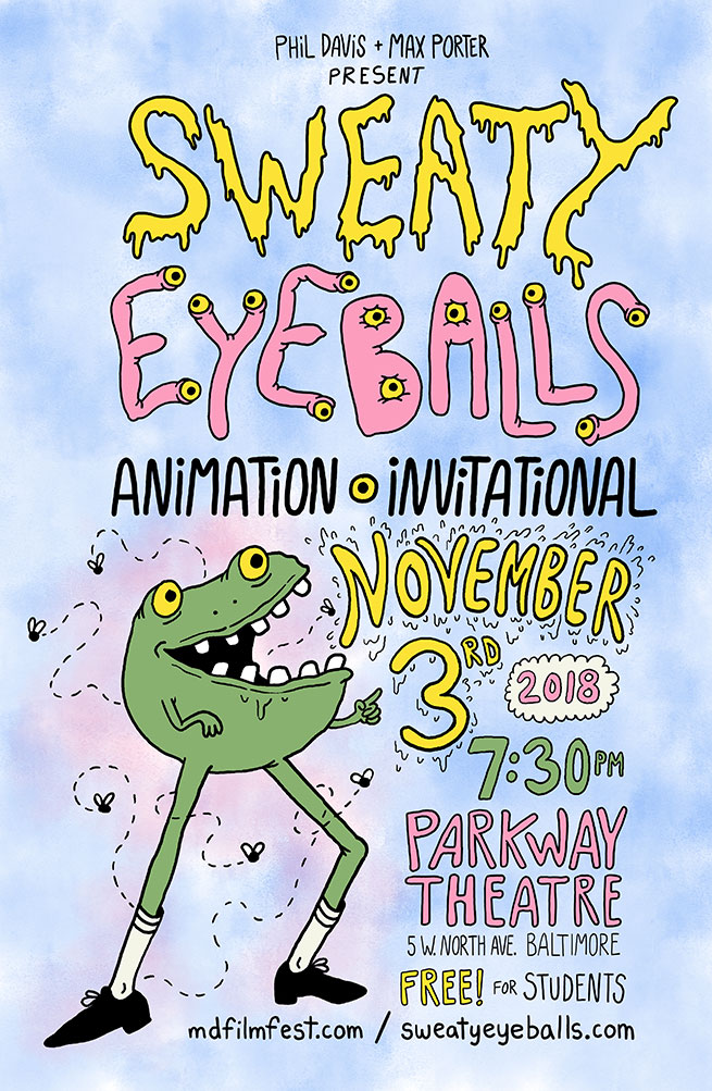 7th Annual Sweaty Eyeballs Animation Invitational