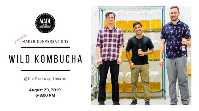 Maker Conversations: Wild Kombucha
