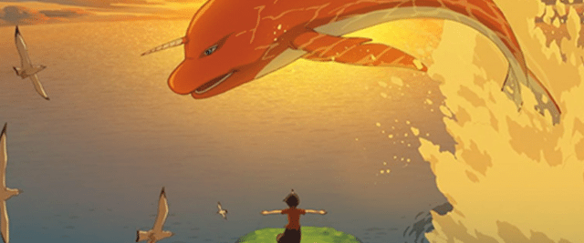 Generation Parkway presents: Big Fish and Begonia