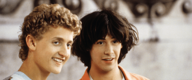 Bill & Ted's Double Feature with Special Guest Alex Winter!