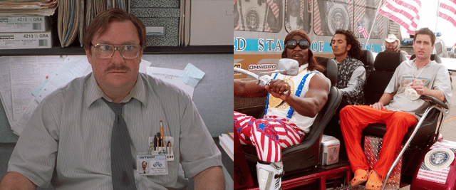 Office Space and Idiocracy double feature!
