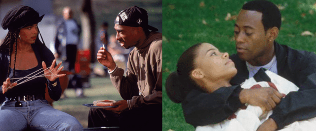 Poetic Justice and Love & Basketball double feature!