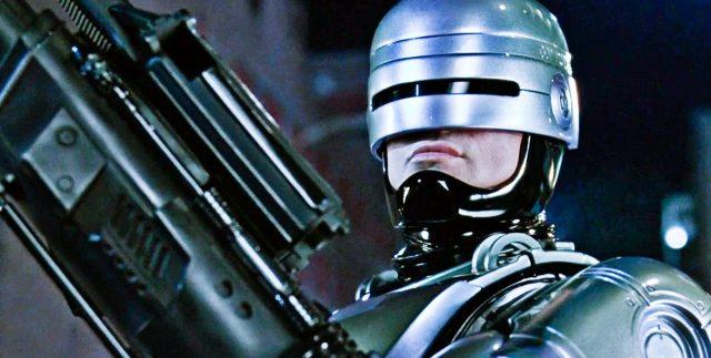 Gunky's Basement: RoboCop