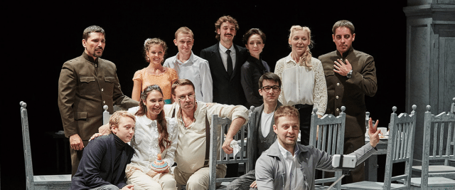 Stage Russia: Chekhov's Three Sisters at the Parkway!