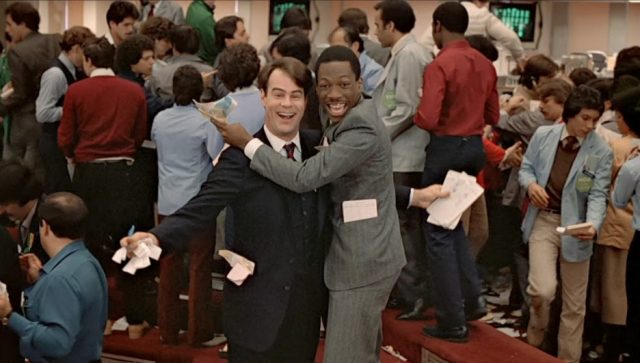 HOLIDAY DOUBLE FEATURE: Trading Places