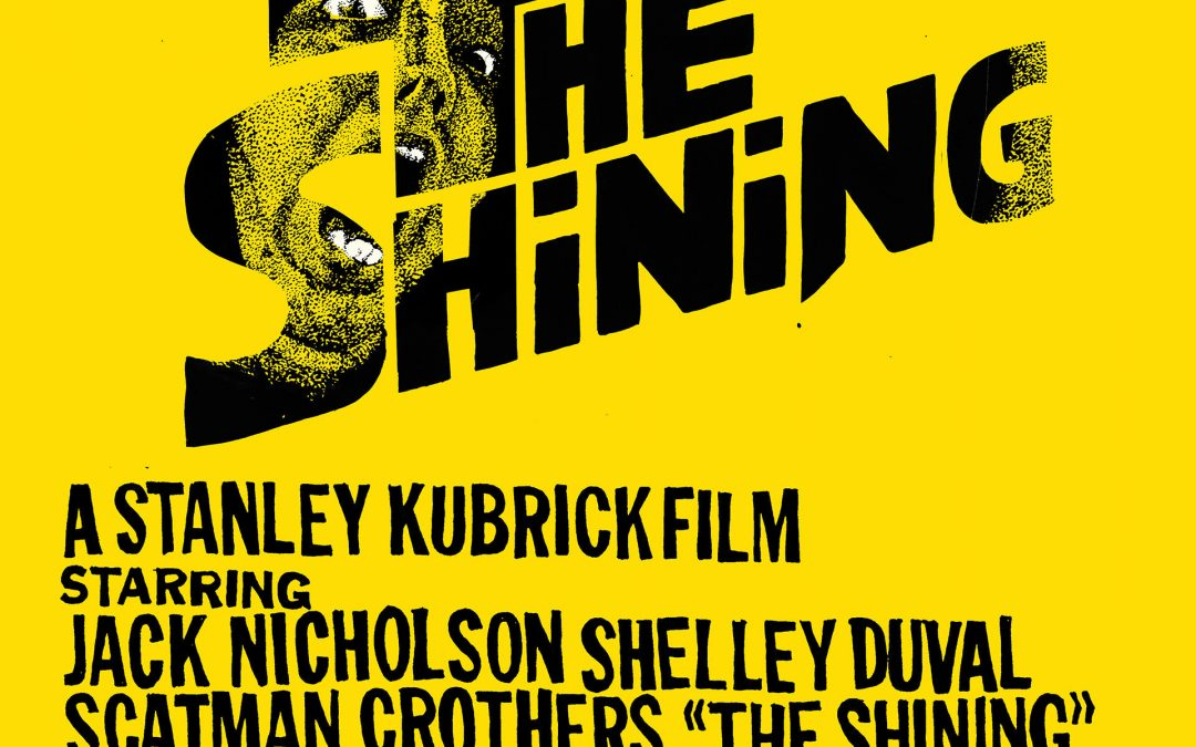 Gunky's Basement Returns with THE SHINING